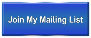 Join My Mailing List link, blue background with white text.